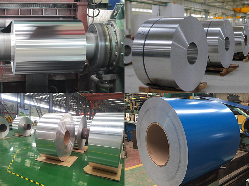 Application of Aluminum