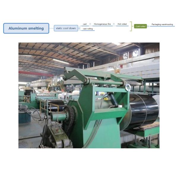 Aluminum processing plant