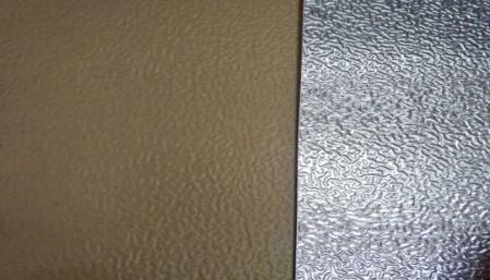 POLYKRAFT INSULATION EMBOSSED ALUMINUM COIL/SHEET