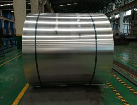 Rolling aluminum sheet